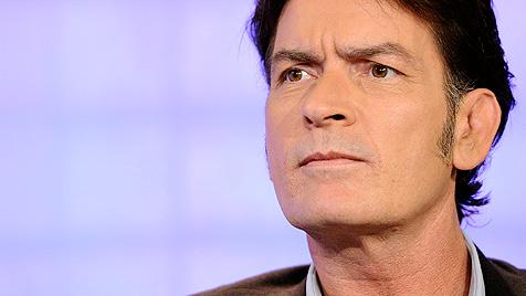 Charlie Sheen hätte sich selbst auch aus der Serie gefeuert (Bild: AP)