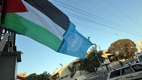 Pal�stina in UNO: Angst vor Eklat bei Vollversammlung (Bild: EPA)