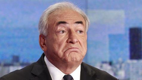 """Strauss-Kahn r�umt """"moralischen Fehler"""" ein (Bild: EPA)"""