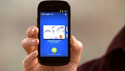 Google droht App-Entwicklern: Wallet oder Rauswurf (Bild: Screenshot YouTube)