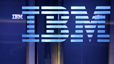 IBM steigert Gewinn bei sinkendem Umsatz (Bild: AP)