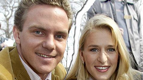 Stefanie Hertel und Stefan Mross haben sich getrennt (Bild: AP)