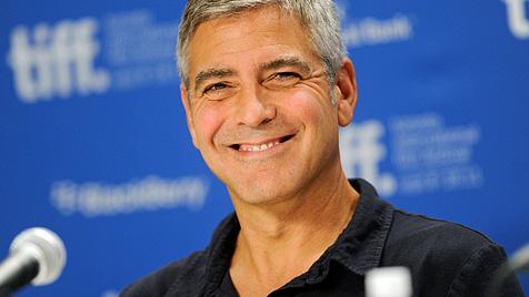 Clooney will seine Asche an Freunde verschenken (Bild: AP)