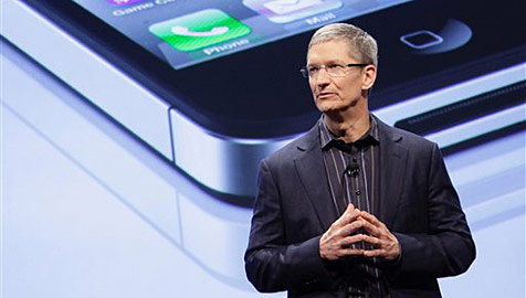 Cook in China: Neue Drohung im iPad-Rechtsstreit (Bild: AP)