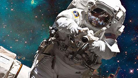 NASA bringt den Sound des Weltalls auf Handy und Co. (Bild: AP)