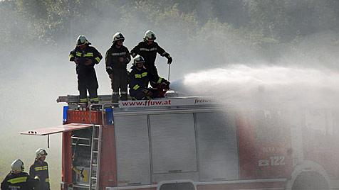 Nach 3 Bränden im Bezirk Tulln: Polizei sucht Brandstifter (Bild: Thomas Lenger/Monatsrevue)
