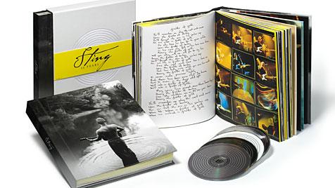 Sting blickt auf 25 Jahre Solo-Schaffen zurück (Bild: Universal Music)