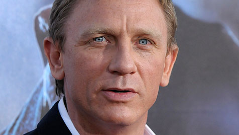 Daniel Craig denkt daran, als Bond aufzuhören (Bild: AP)