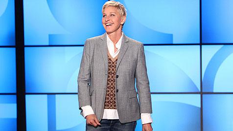 Ellen DeGeneres scherzt nach Herzinfarkt-Angst (Bild: AP)