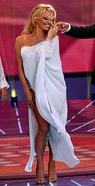 Pamela Anderson ist die schärfste Tanzmaus Mexikos (Bild: AP)