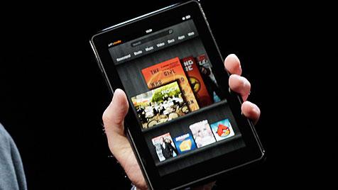 Amazon lädt zu Pressetermin am 6. September (Bild: AP)