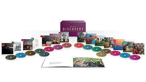 Klassiker von Pink Floyd erscheint als Box-Set (Bild: EMI Music)