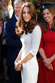 Herzogin Catherine erteilt Anna Wintour eine Abfuhr (Bild: AP)