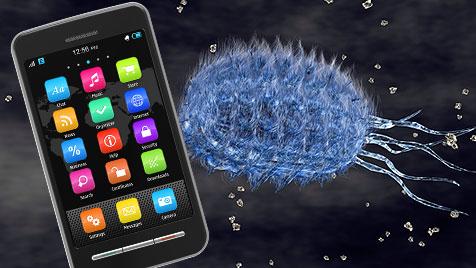 So ist dein Handy vor Viren und Hackern sicher (Bild: thinkstockphotos.de)