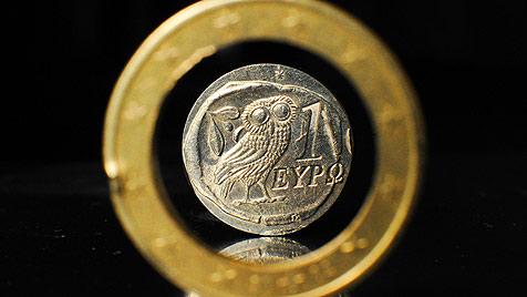 Troika setzt Kontrollen in Griechenland fort (Bild: EPA)