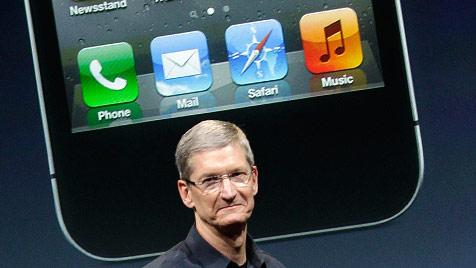 Apple erschreckt mit schwachen iPhone-Verkäufen (Bild: AP)