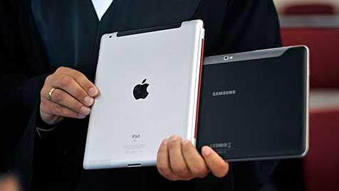 Samsung- und Apple-Chef suchen Lösung für Patente