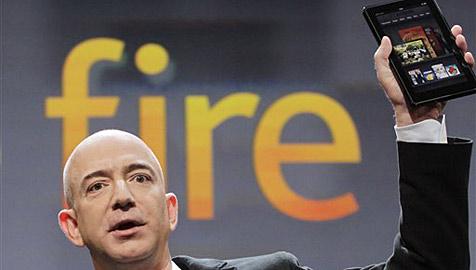 Kindle Fire: 2.000 Vorbestellungen pro Stunde (Bild: AP)