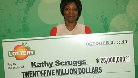 """USA: """"Falsches"""" Lotterielos beschert Millionengewinn (Bild: Georgia Lottery Corp.)"""