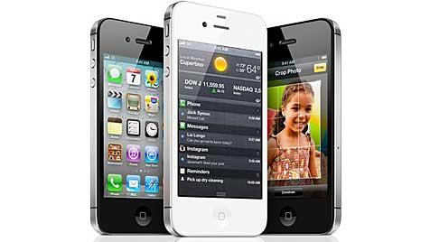 iPhone 4S in nur 24 Stunden eine Million Mal vorbestellt (Bild: Apple)