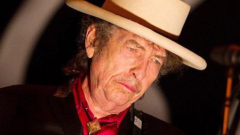Das amerikanische Kulturgut: Bob Dylan wird 75 (Bild: EPA)