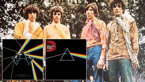 """Dark Side Of The Moon"" erscheint in digitalem Glanz (Bild: EMI Music)"