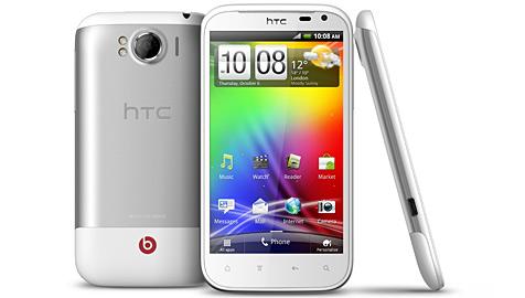 """HTC kündigt das """"Sensation XL"""" mit """"Beats Audio"""" an (Bild: HTC)"""