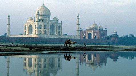Indien: Land der bunten Farben und Gewürze (Bild: thinkstockphotos.de)