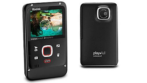 Kodak mit neuem Outdoor-Camcorder für die Hosentasche (Bild: Kodak)