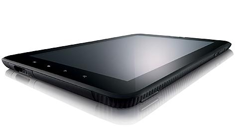 Wärmflaschen-Tablet von Toshiba im krone.at-Test (Bild: Toshiba)
