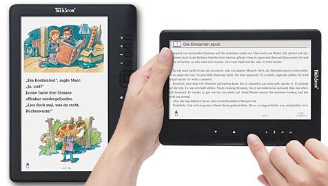 Weltbild-Verlag bringt E-Book-Reader für 60 Euro (Bild: Weltbild)