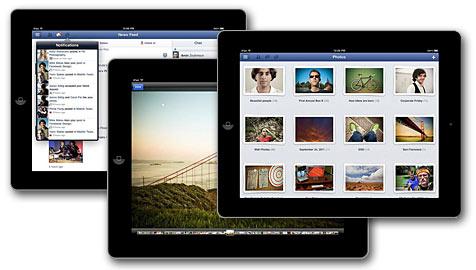 N�chstes iPad mit LTE und erstmals in kleinerer Version (Bild: Facebook)