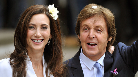 Paul McCartneys Nachbarn vom Partylärm genervt (Bild: AP)