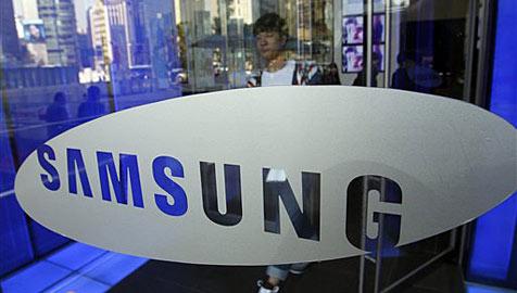 Samsungs Gewinn bricht um 13 Prozent ein (Bild: AP)