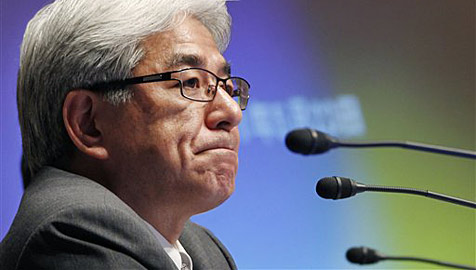 Umsatzfeuerwerk zu Jahresende bleibt für Sony aus (Bild: AP)