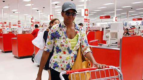 Michelle Obama geht regelmäßig inkognito einkaufen (Bild: AP)