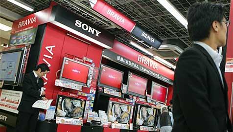 Sony warnt bei 1,6 Millionen TVs vor Überhitzungsgefahr (Bild: AP)