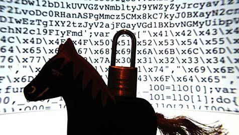 """Experten enttarnen mobilen """"Super-Trojaner"""" (Bild: AP)"""