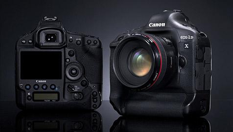 Canon kündigt neue Vollformat-DSLR für Profis an (Bild: Canon)