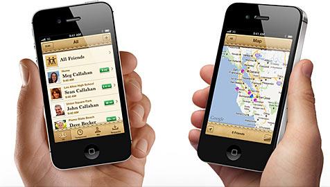 Ehefrau mittels App beim Fremdgehen erwischt (Bild: Screenshot Apple)