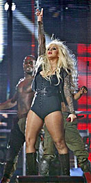 "Kelly Osbourne: ""War nie so fett wie Christina Aguilera!"" (Bild: AP)"