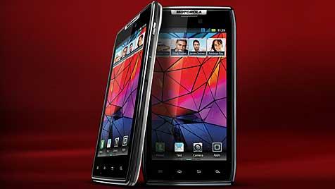 Erneut Rückschlag für Apple im Kampf gegen Motorola (Bild: Motorola)