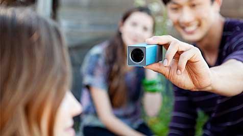 Revolutionäre Lichtfeld-Kamera feiert Premiere (Bild: Lytro)