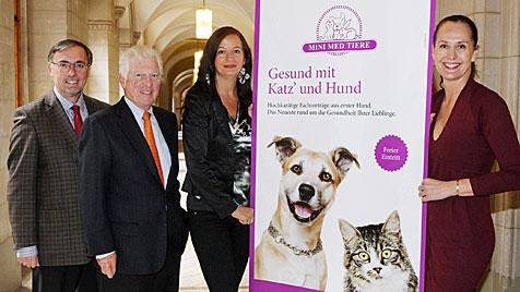"Vortragsreihe ""Mini Med Tiere""  startet am 9. November (Bild: PID/Christian Houdek)"