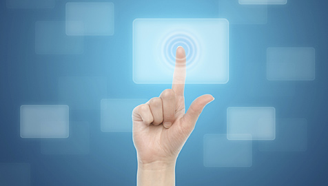 Microsoft patentiert selbstreinigenden Touchscreen (Bild: Thinkstock.de)