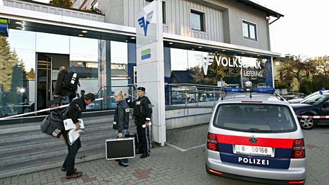 Bankräuber nach Überfall in Salzburg mit Rad entkommen (Bild: Markus Tschepp)