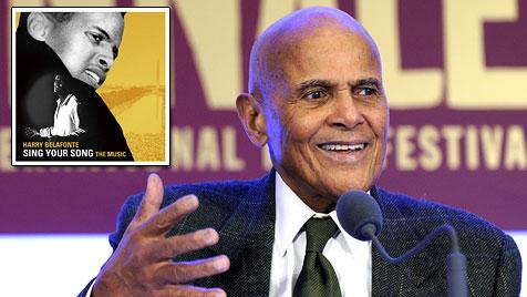Der Soundtrack zur Doku über Harry Belafontes Leben (Bild: APA/HERBERT P.OCZERET)