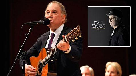 "Paul Simon zieht mit neuem Album ""Songwriter"" Bilanz (Bild: AP)"