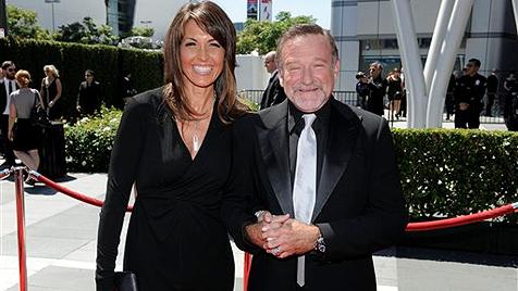 Robin Williams hat zum dritten Mal geheiratet (Bild: AP)