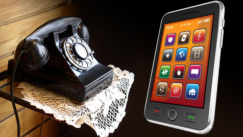 Wissenschaftler: Telefon wird bald Namen verlieren (Bild: thinkstockphotos.de)
